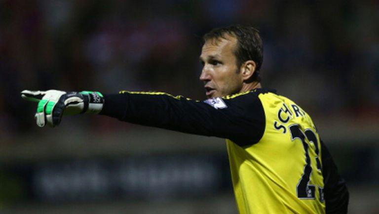 Шварцер обяви, че се отказва от националния отбор, селекционерът не приема решението му