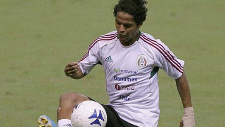 Дос Сантос отпада за плейофа на Мексико и за мача с Атлетико