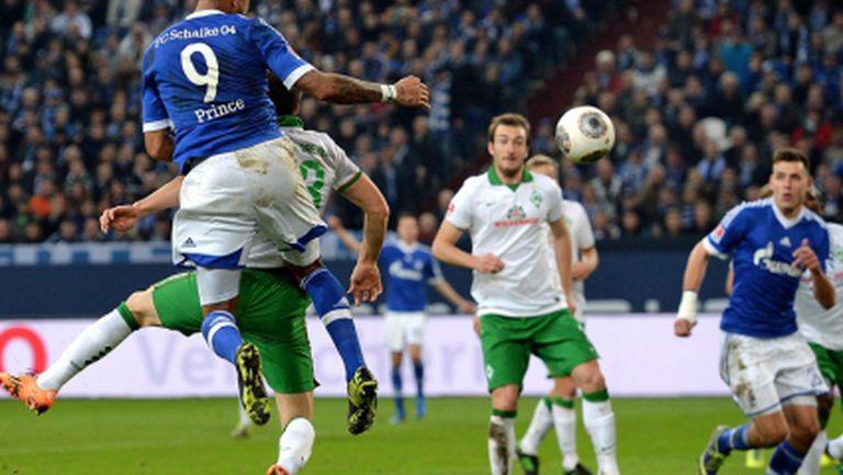 Шалке обърна Вердер, малкият Кроос с дебютен гол