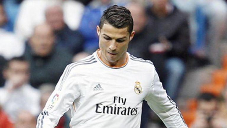 Кристиано: Искам да бъда най-добрият голмайстор в историята на Реал Мадрид