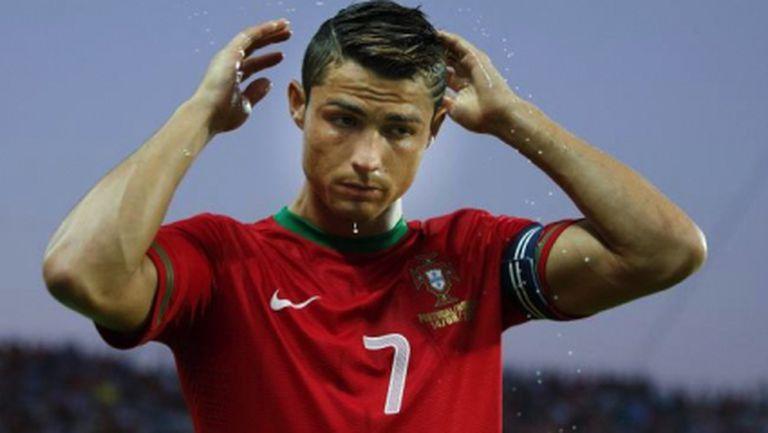 Вратарят на Швеция: Искам отново да видя Кристиано Роналдо да плаче