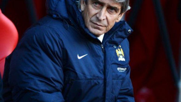 Манчестър Сити търси централен защитник през зимата