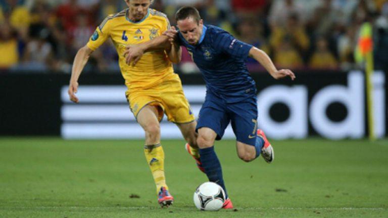 """Тимошчук: """"Златната топка"""" за Рибери, световното - за мен"""