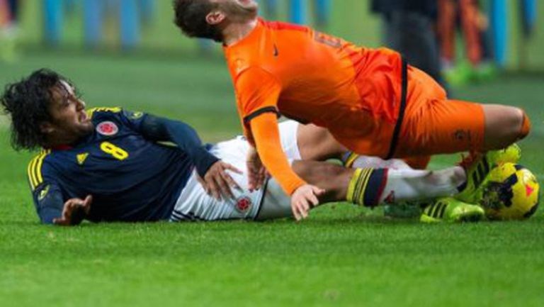 Травма застигна и Ван дер Ваарт