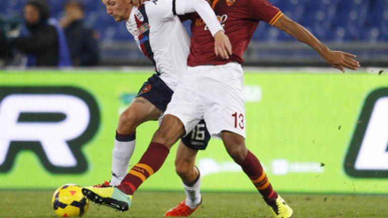 """Рома пак не победи, вратар отчая """"вълците"""" (видео)"""