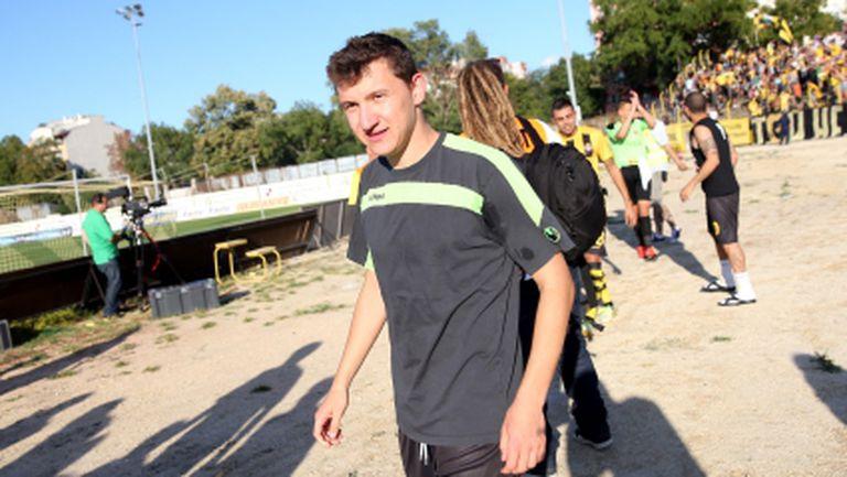 Големият талант на българския футбол се завърна