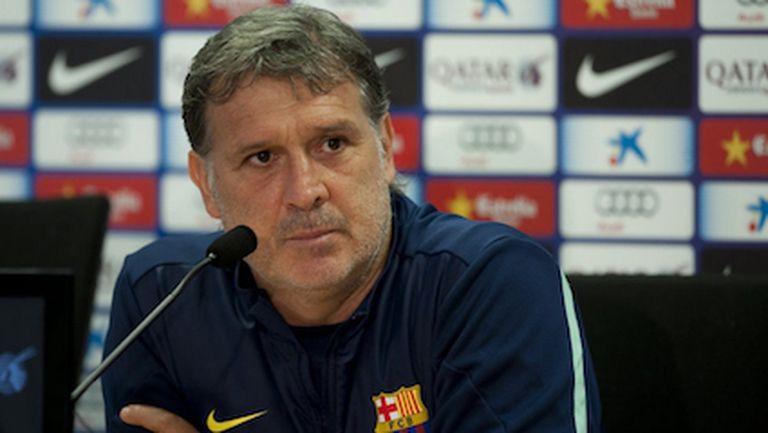 Мартино: Проблемите ни идваха по време на владеенето на топката