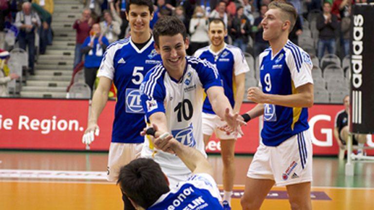 Вальо Братоев със 17 точки и MVP, Фридрихсхафен на полуфинал за Купата на Германия