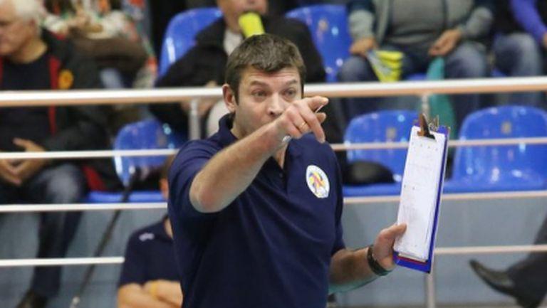Треньорът на Харков: Братоев бързо намери общ език със съотборниците си