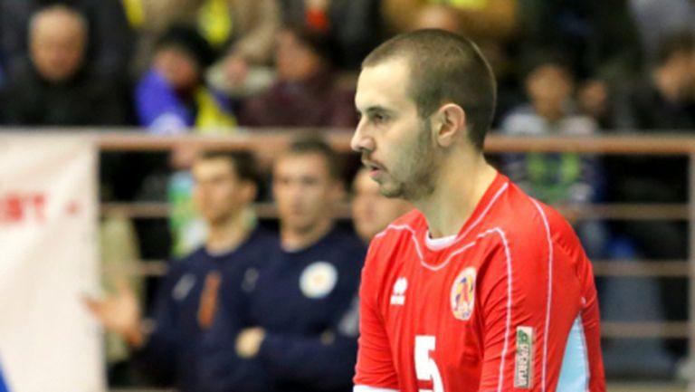 Георги Братоев: Не очаквах да покажем толкова добра игра и победа