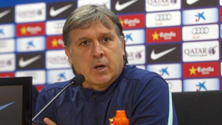 Тата Мартино: Съгласен съм да губим мач след 20 победи