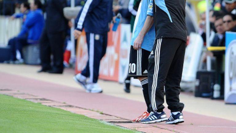 """Сабейя поставил Меси на първа позиция за """"Златната топка"""""""
