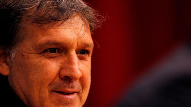 Тата Мартино настоява: Барса игра много добре