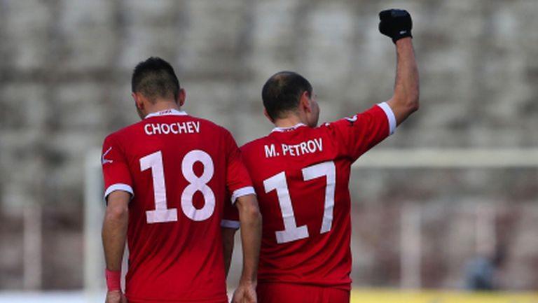 Двойни премии в ЦСКА при победа срещу Ботев