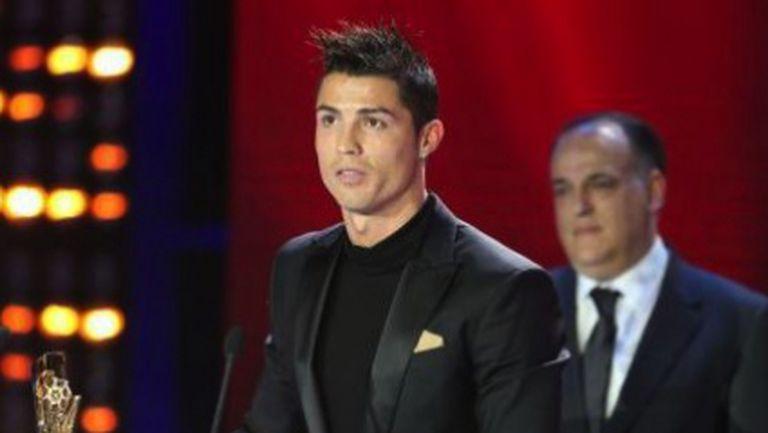 Меси с две награди от Професионалната лига, Кристиано - с една, Симеоне е най-добър треньор