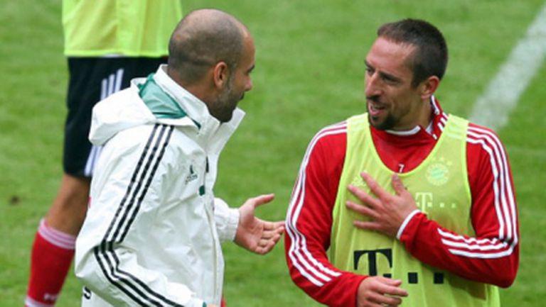 Има шанс Рибери да играе срещу Аугсбург