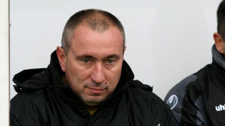 Стоилов: Мислим само за победа срещу ЦСКА