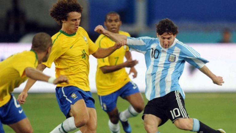 Бразилия - Аржентина най-рано на полуфинал