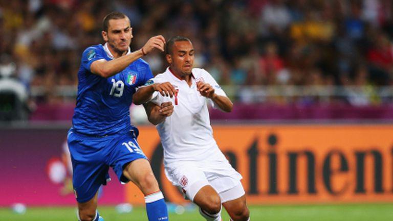 Англия - Италия е единственият мач от 3,00 часа сутринта