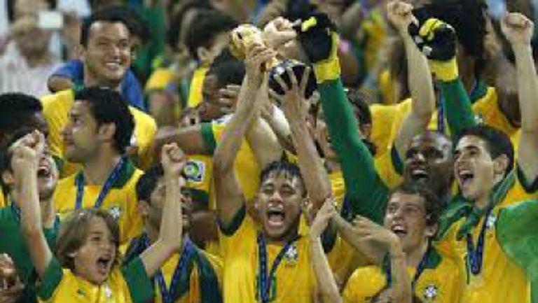 Бразилия е фаворитът на букмейкърите