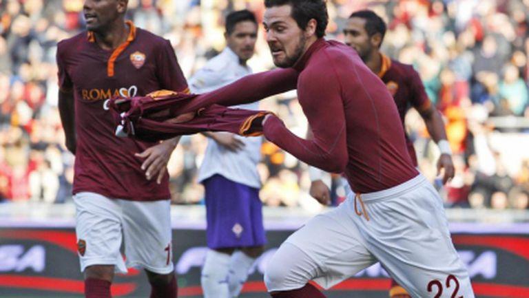 Мечтано завръщане на Дестро и най-после победа за Рома (видео)