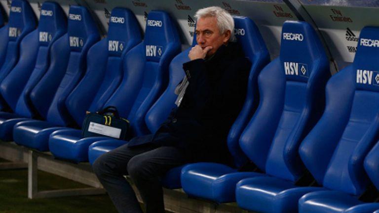 Хамбургер трепери - иска да играе с двама вратари в Мюнхен