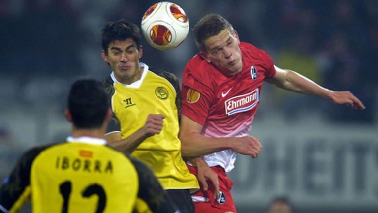 Севиля прекърши мечтите на Фрайбург, Слован се промъкна на 1/16-финал (видео)