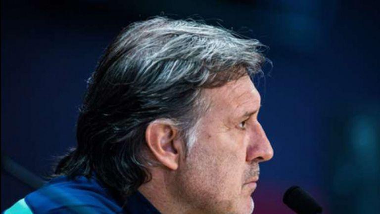 Мартино: Меси винаги ни липсва