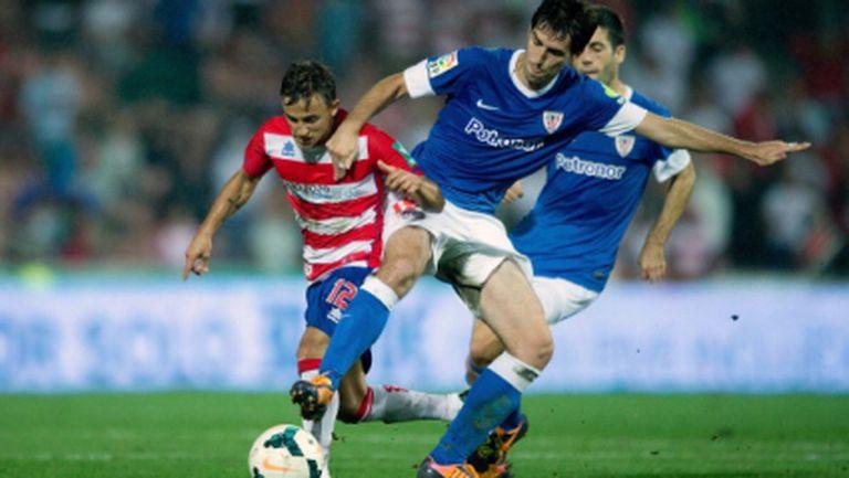 Севиля и Атлетик Билбао взеха по точка (видео)