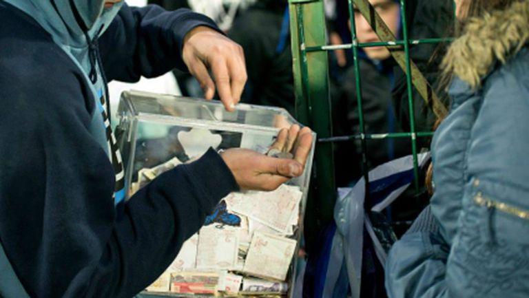 """Фонд Сектор """"Б"""" събра 4000 лева за лечението на катастрофирали фенове на Левски"""
