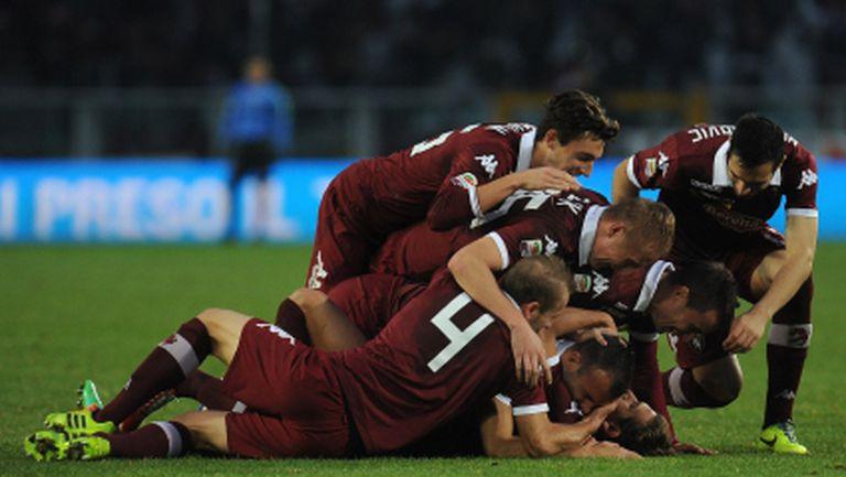 Торино се саморазправи с Киево (видео)