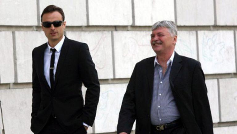 Данчев отрича за трансфер на Бербатов в Трабзонспор