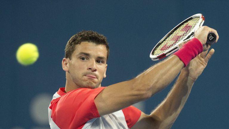 Григор стигна до мач с Федерер