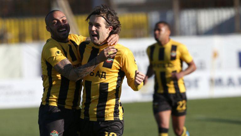 Официално: Виваком стана спонсор на Ботев (Пловдив)