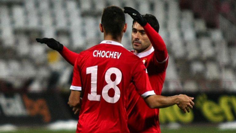 ЦСКА още няма договорена контрола