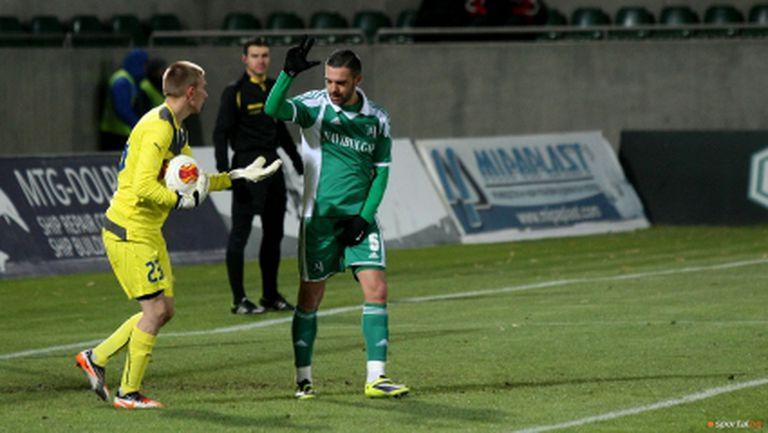 Лудогорец отново среща молдовския шампион