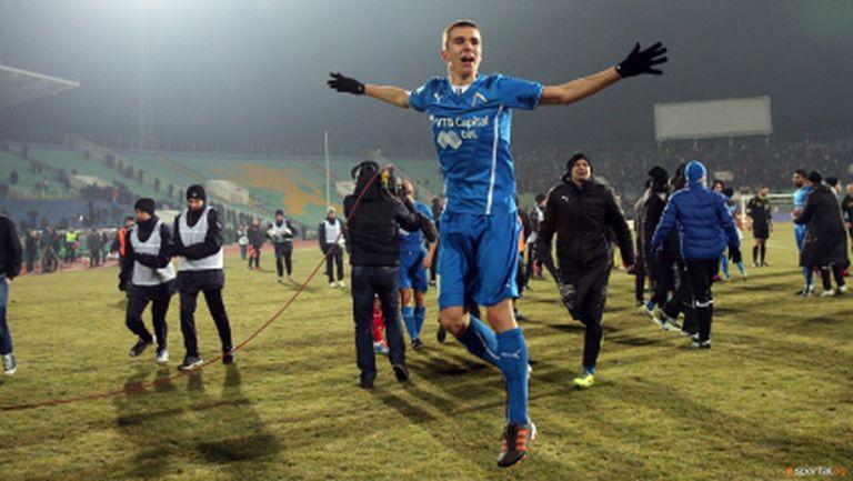 Собственикът на Левски: Финализираме трансфер на Вутов в много сериозен клуб (видео)