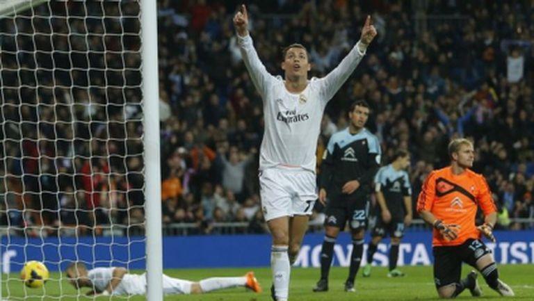 """Роналдо ще присъства на """"Златната топка"""""""