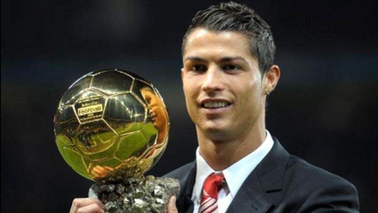 """Кристиано взима цялото си семейство на """"Златната топка"""""""