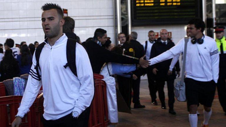 Хесе в крайна сметка отлетя за Барселона