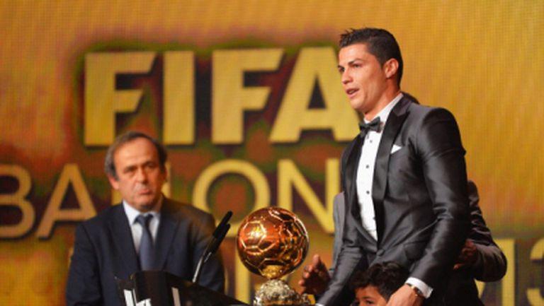"""Платини: ФИФА обърка """"Златната топка"""""""