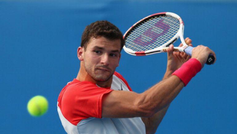 Победа в три сета и Григор е в третия кръг на Australian Open (ВИДЕО + ГАЛЕРИЯ)