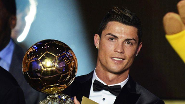 Интервюто с Роналдо: Мадрид и Юнайтед са най-големите в света