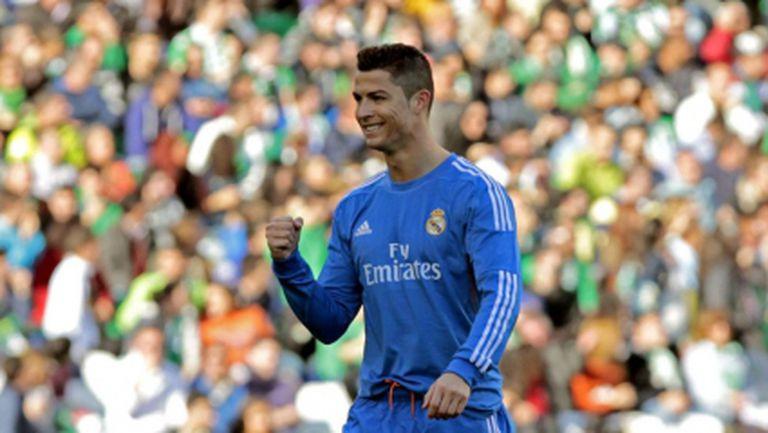 Петзвезден Реал Мадрид вилня в Севиля (видео)