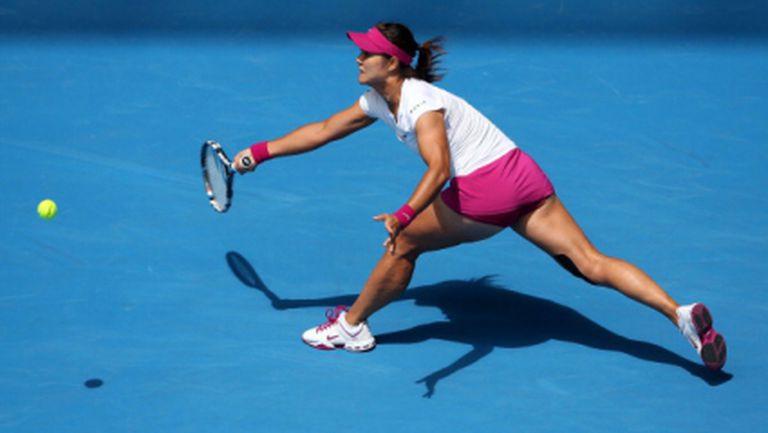 На Ли е 1/4-финалистка на Australian Open