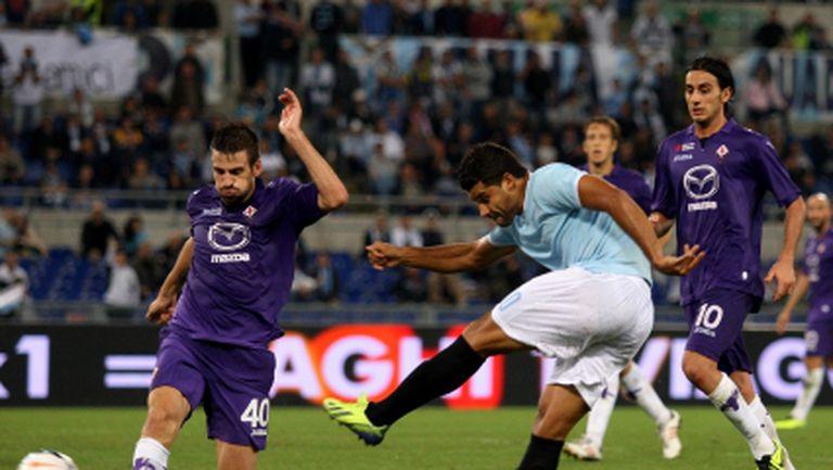 Лацио загуби халф до края на сезона