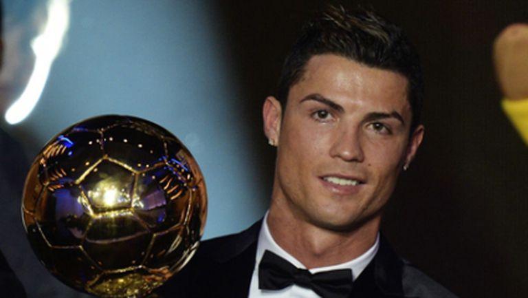 "Роналдо показва ""Златната топка"" срещу Гранада"