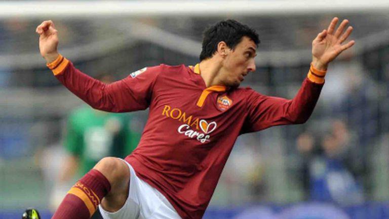 Рома се раздели с Бурдисо и Бориело