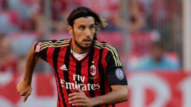 Фулъм се интересува от защитник на Милан