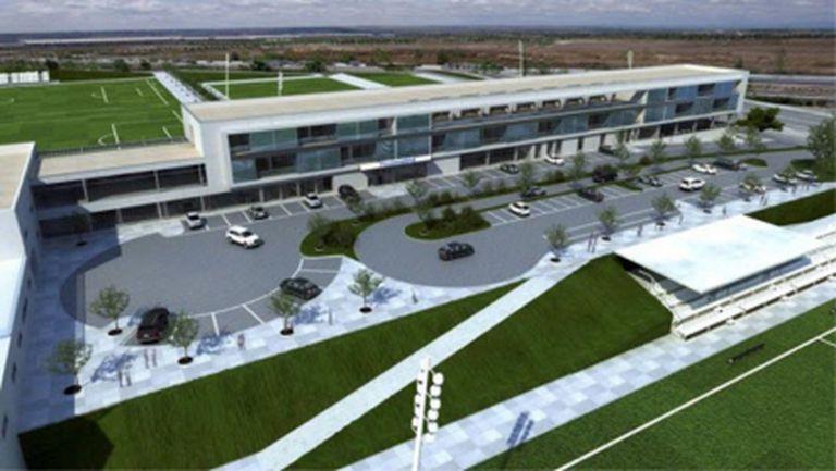 Реал Мадрид си има нов спортен център